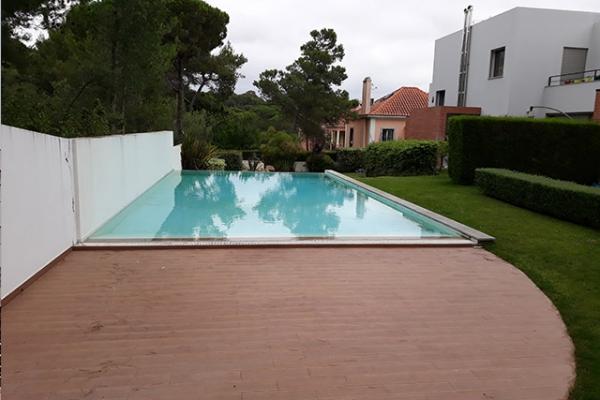 Vista da piscina 2